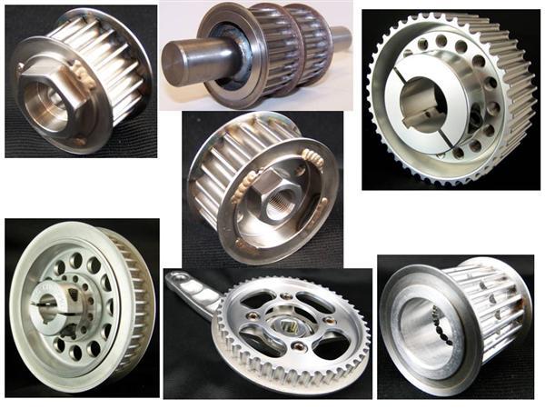 Online Product Catalog - Custom Timing Belt Pulleys | Pfeifer ...