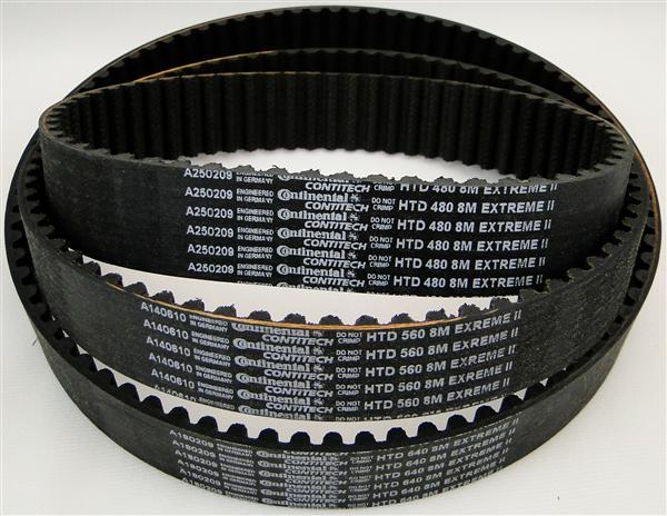 Online Product Catalog Rubber Timing Belts Pfeifer
